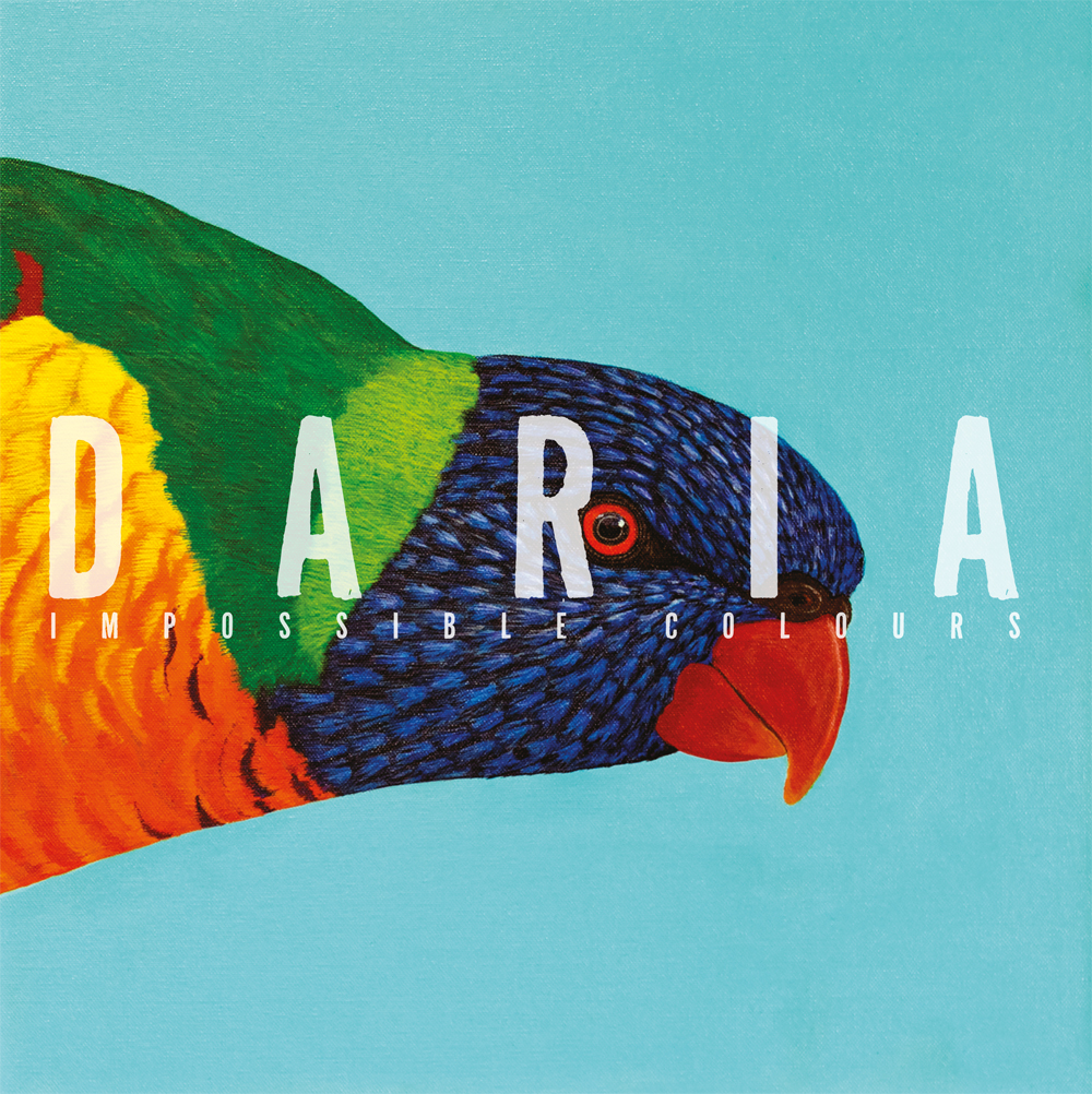 Daria Album Cover