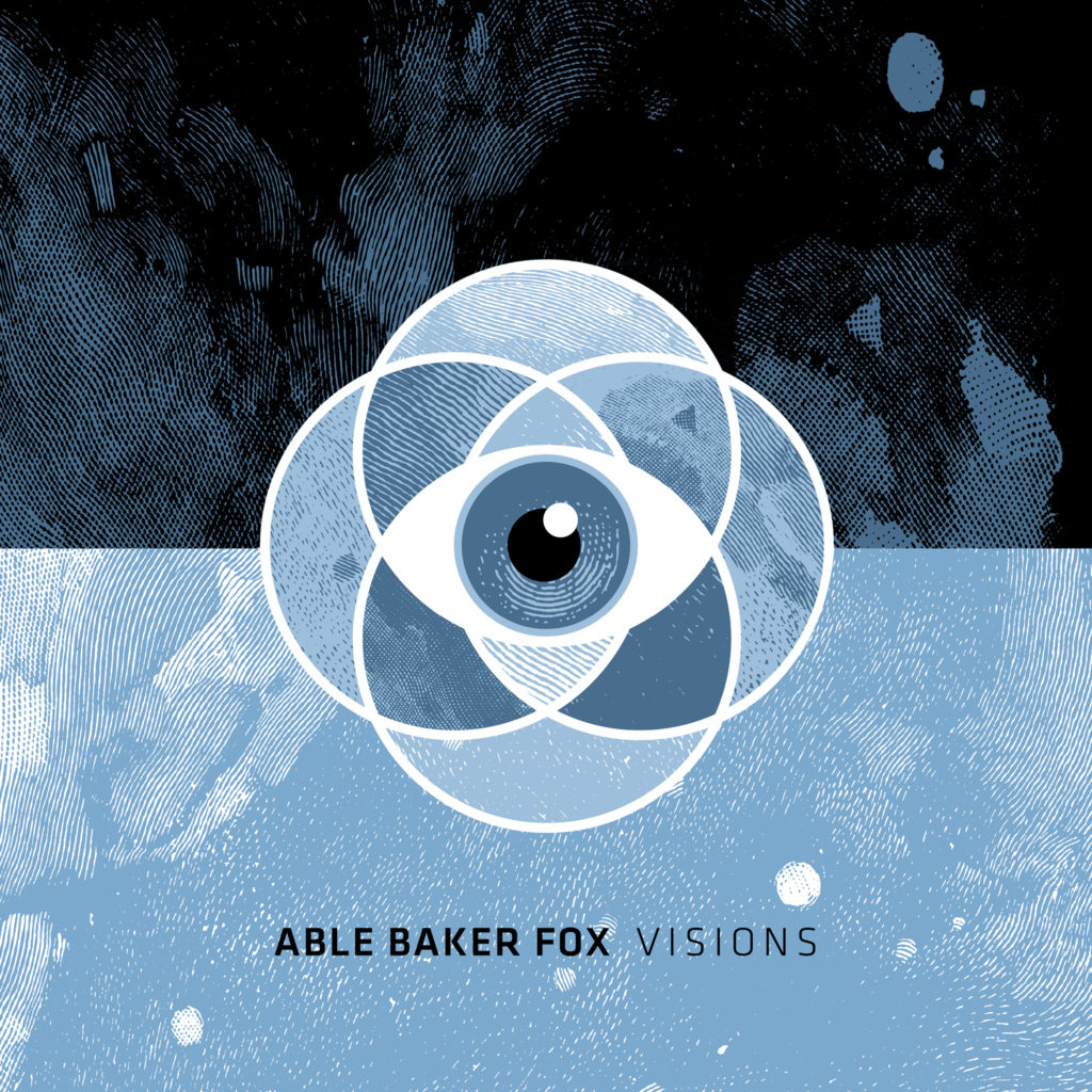 Able Baker Fox Album Cover