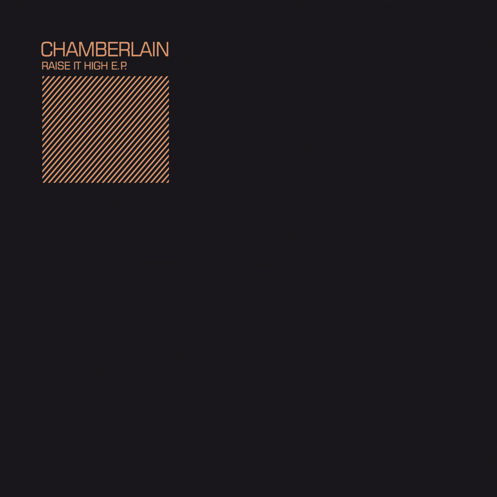 Chamberlain Single Cover