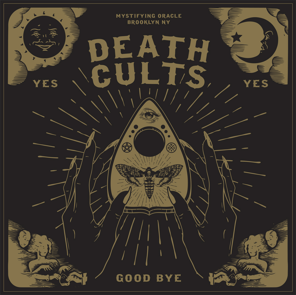 Death Cults Album Cover