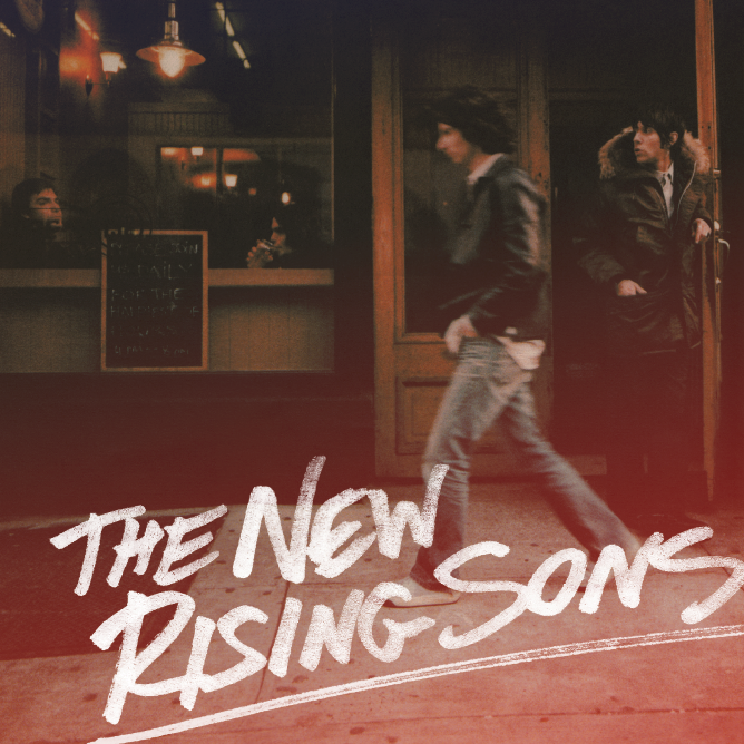 The New Rising Sons Album Cover